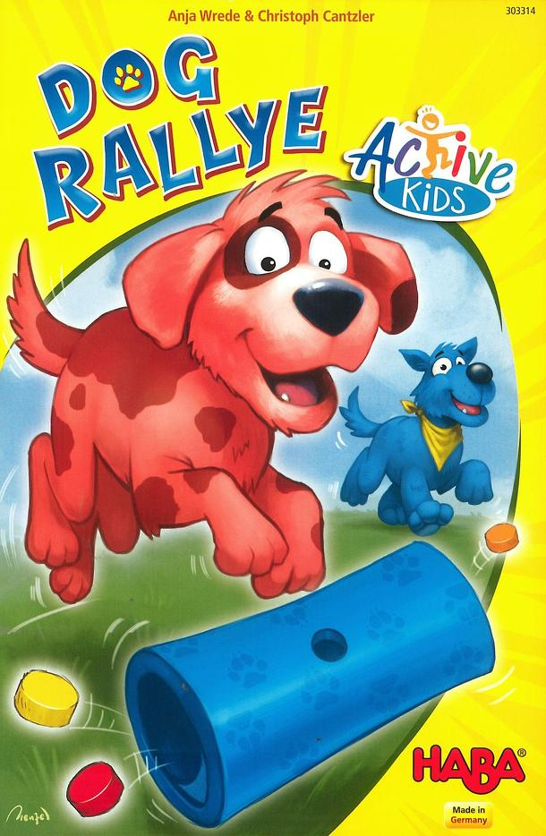 Dog Rallye: Active Kids