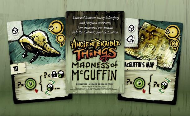 Ancient Terrible Things: Madness of McGuffin