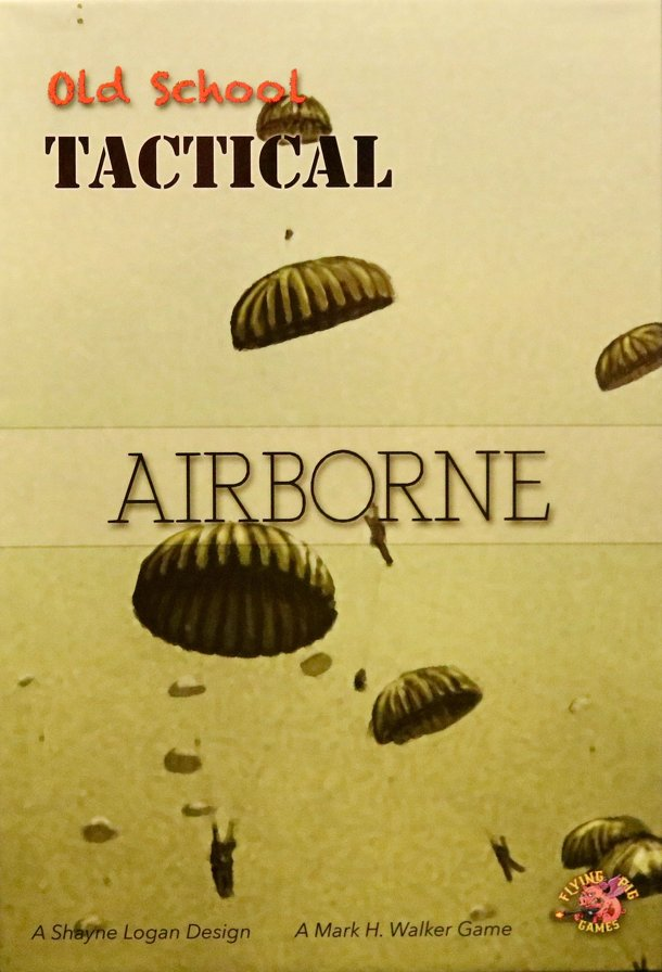 Old School Tactical: Airborne Paratroop Expansion