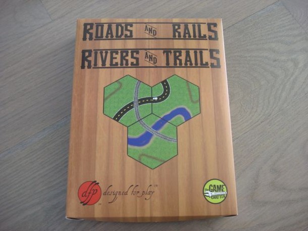 Roads and Rails, Rivers and Trails