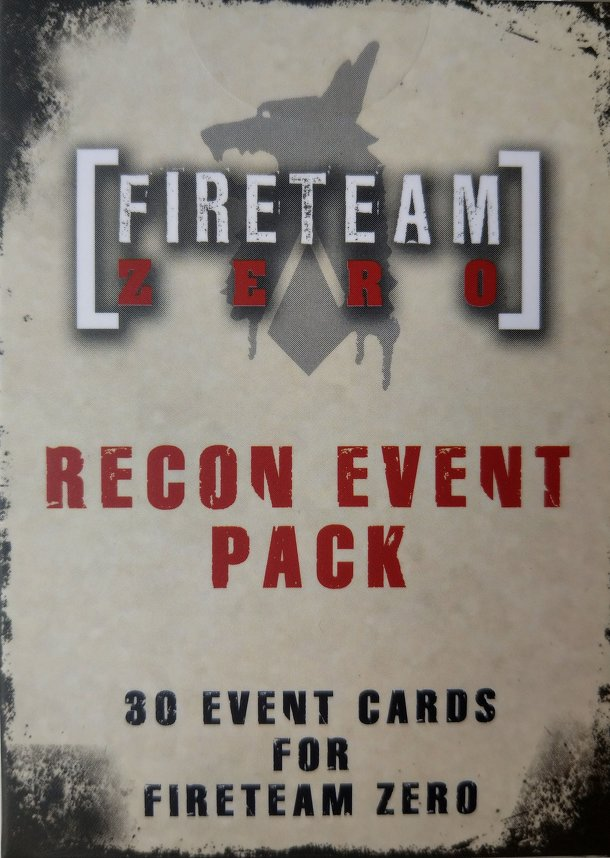 Fireteam Zero: Recon Event Pack