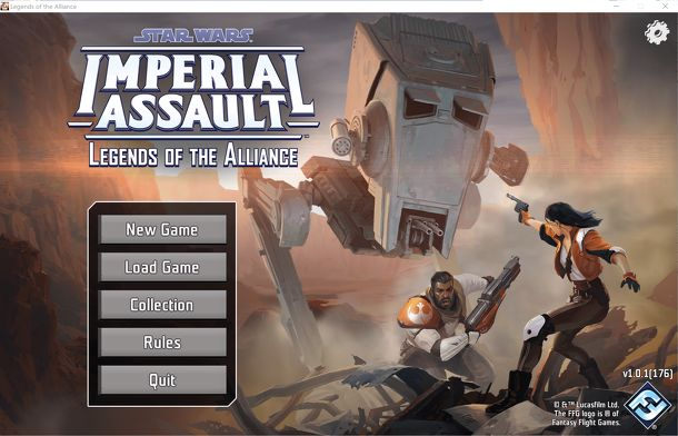 Star Wars: Imperial Assault – Legends of the Alliance