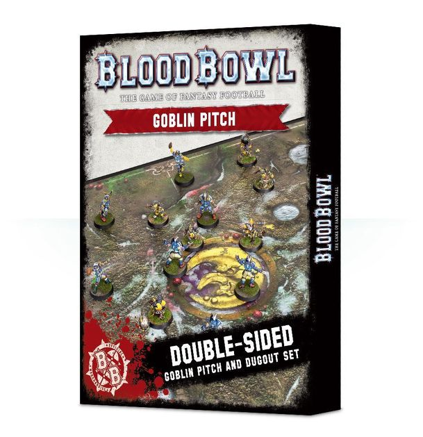 Blood Bowl (2016 edition): Goblin Pitch