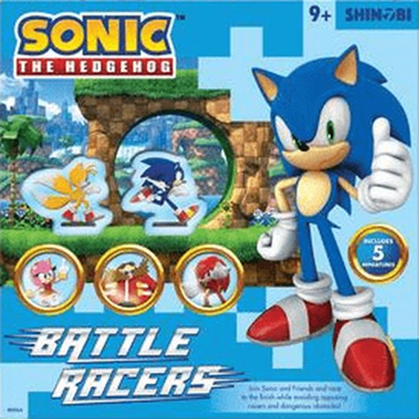 Sonic: The Hedgehog Battle Racers