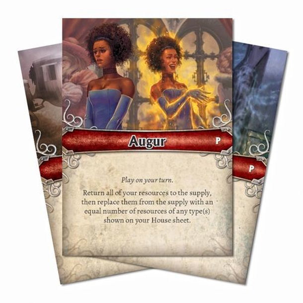 Mistborn: House War Promo Card Pack 1