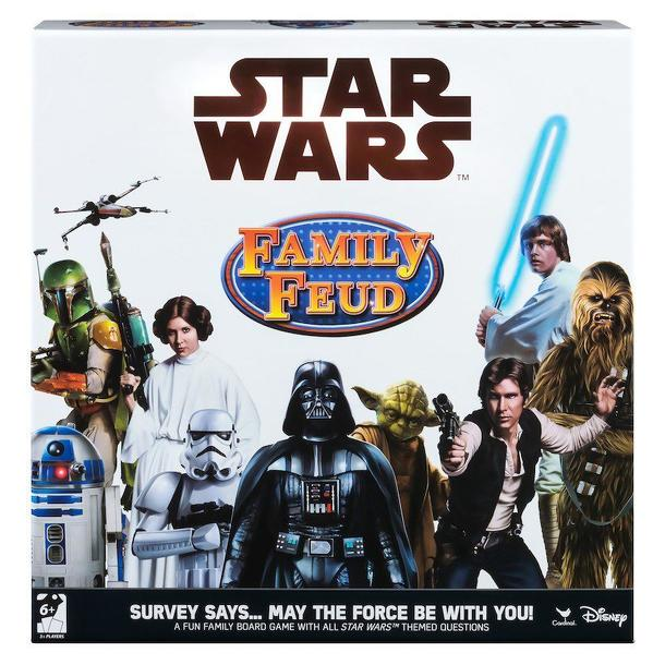 Star Wars: Family Feud