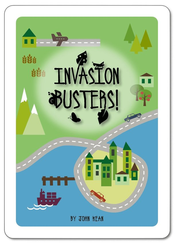 Invasion Busters
