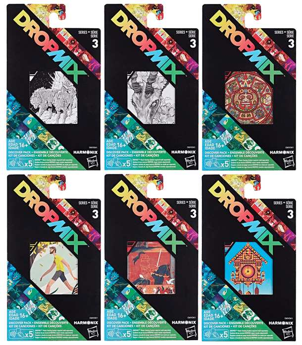 DropMix: Series 3 Discover Packs