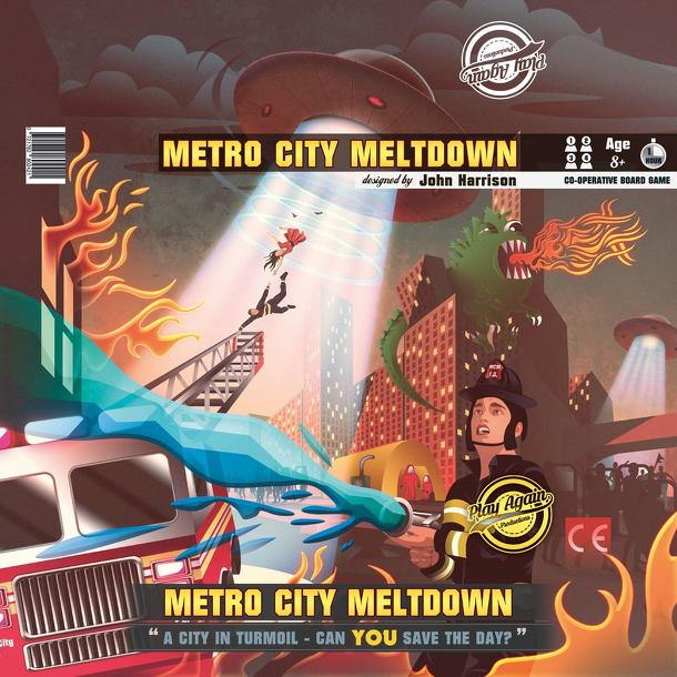 Metro City Meltdown
