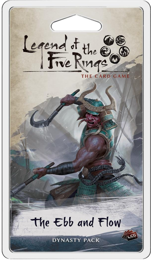 Legend of the Five Rings: The Card Game – The Ebb and Flow