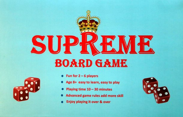 Supreme Board Game
