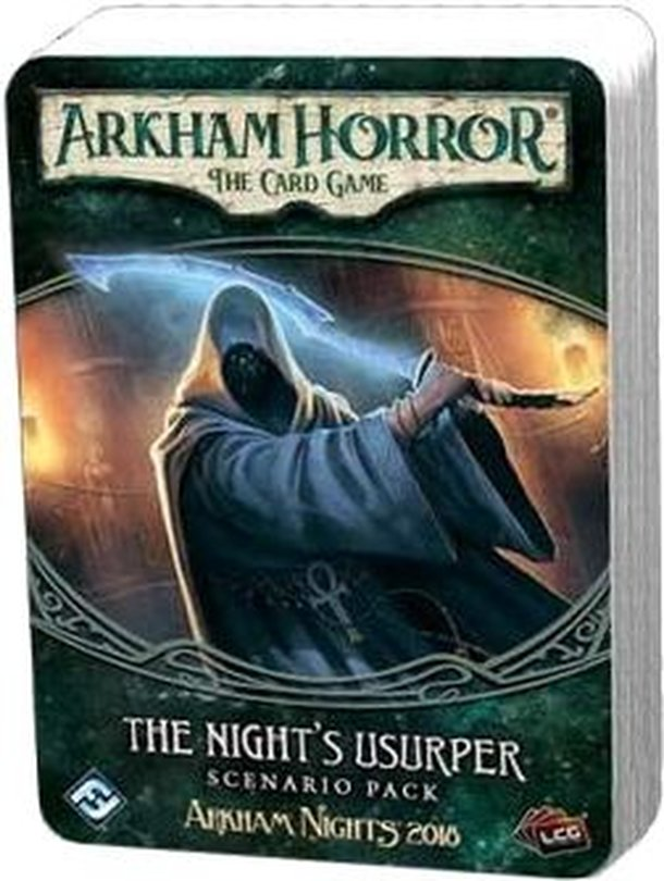 Arkham Horror: The Card Game – The Night's Usurper: Scenario Pack