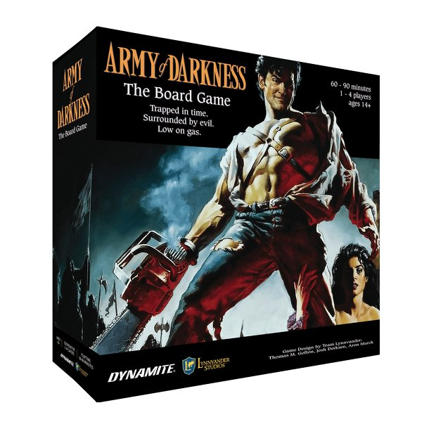 Army of Darkness The Board Game