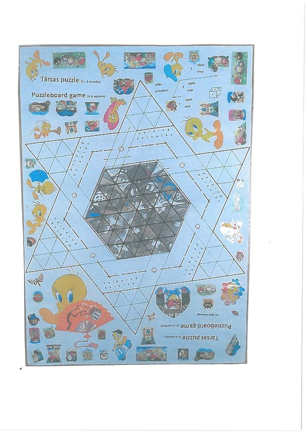 Puzzleboard game