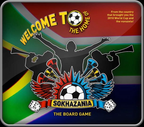 Sokhazania: The Soccer Board Game
