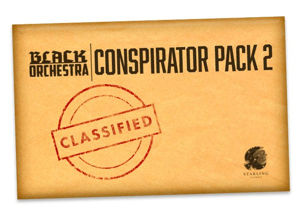 Black Orchestra: Conspirator Pack #2