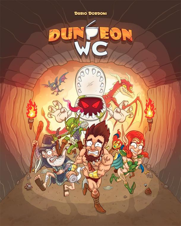 Dungeon WC