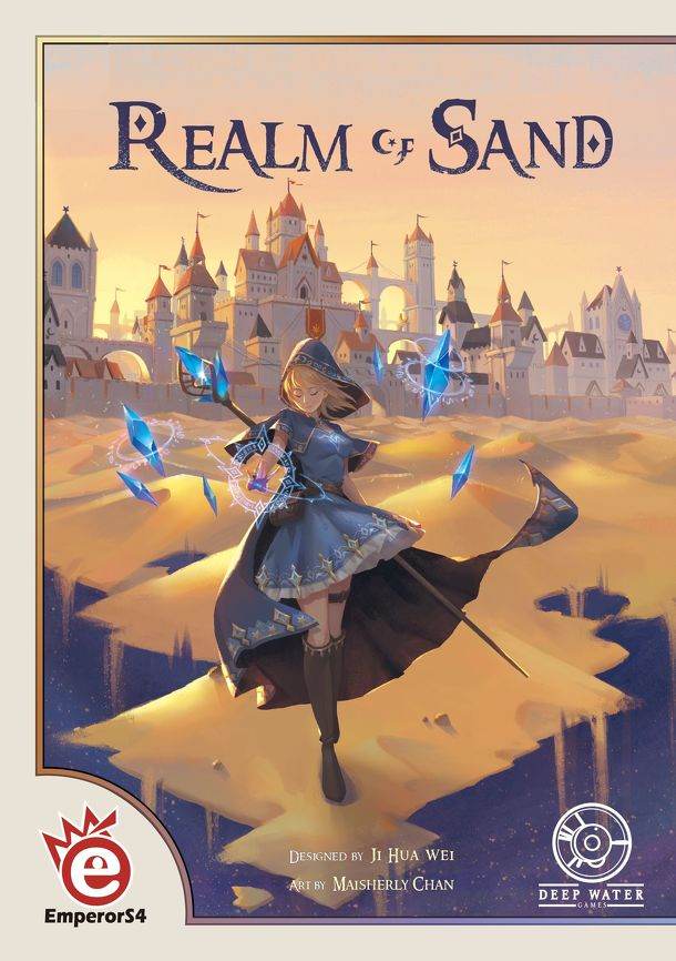 Realm of Sands