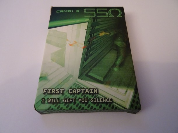 SSO: First Captain