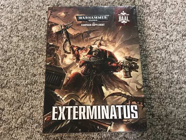 Warhammer 40K: Shield of Baal – Exterminatus