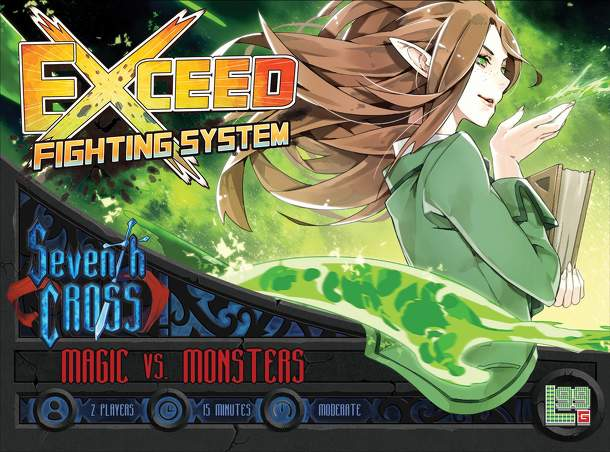 Exceed: Seventh Cross – Magic vs. Monsters