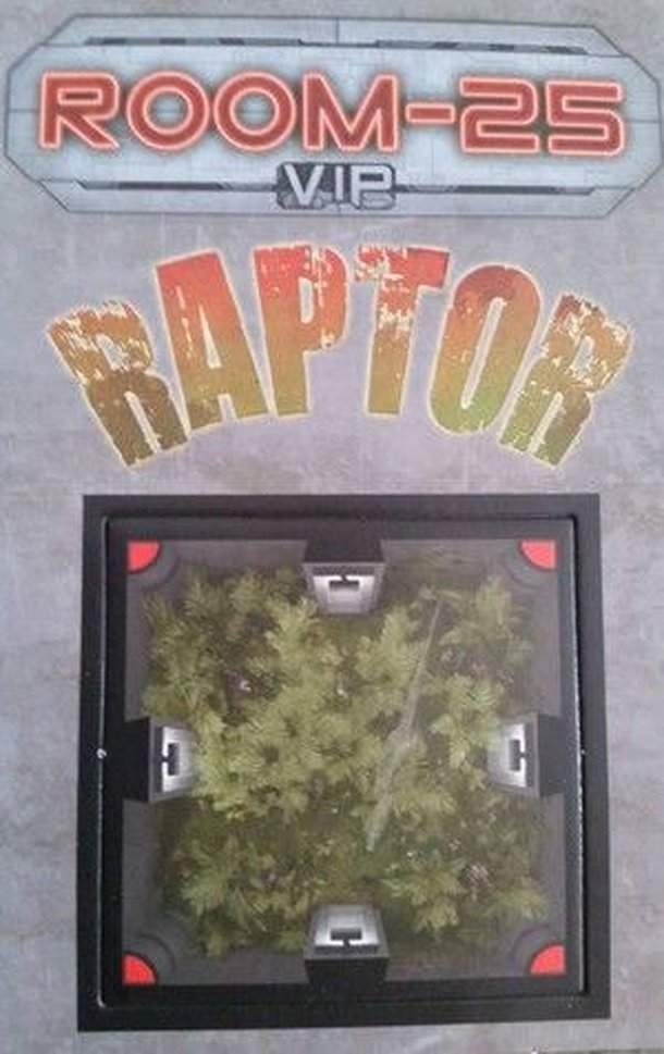 Room 25: VIP – Raptor Promo tile