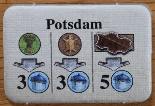 Fields of Arle: New Travel Destination – Potsdam