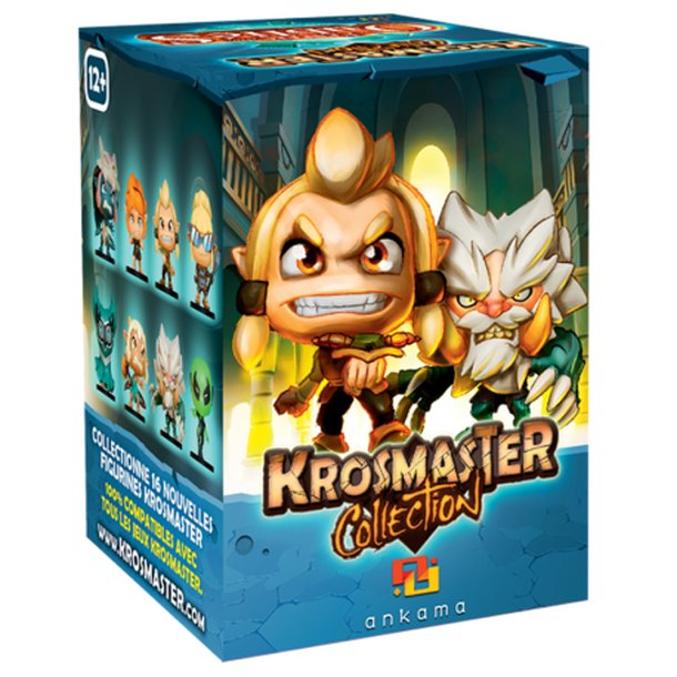 Krosmaster: Brotherhood of the Forgotten