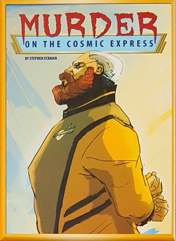 Murder on the Cosmic Express