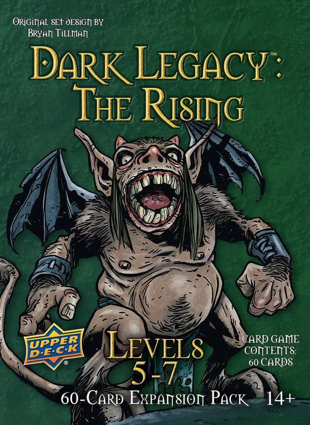 Dark Legacy: The Rising – Expansion 1