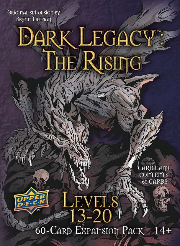 Dark Legacy: The Rising – Expansion 3