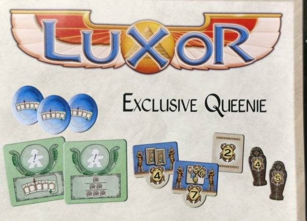 Luxor: Exclusive Queenie
