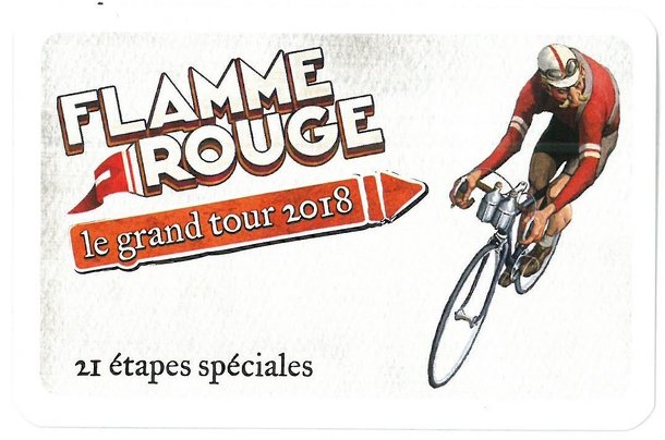 Flamme Rouge: Le Grand Tour 2018