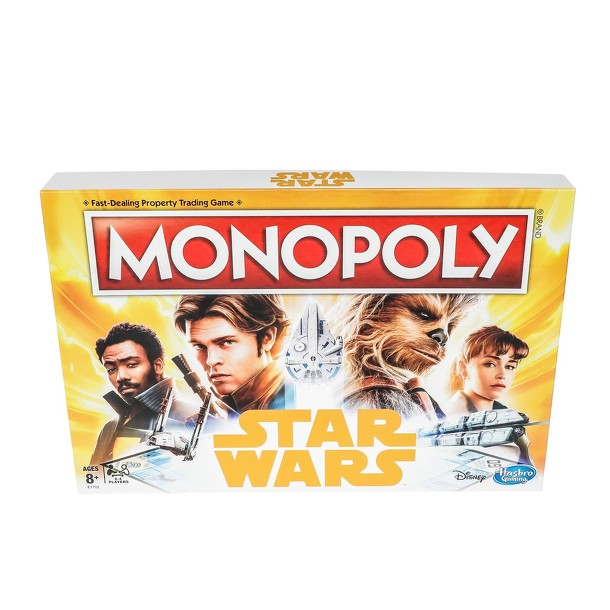 Monopoly: Star Wars – Han Solo Edition