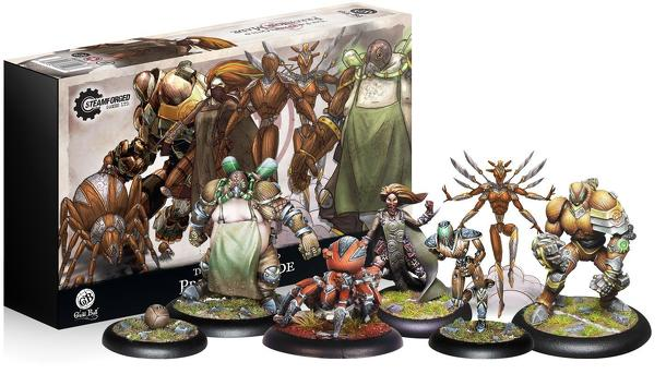 Guild Ball: The Engineer's Guild – Precision Made