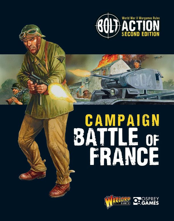 Bolt Action: Campaign – Battle of France