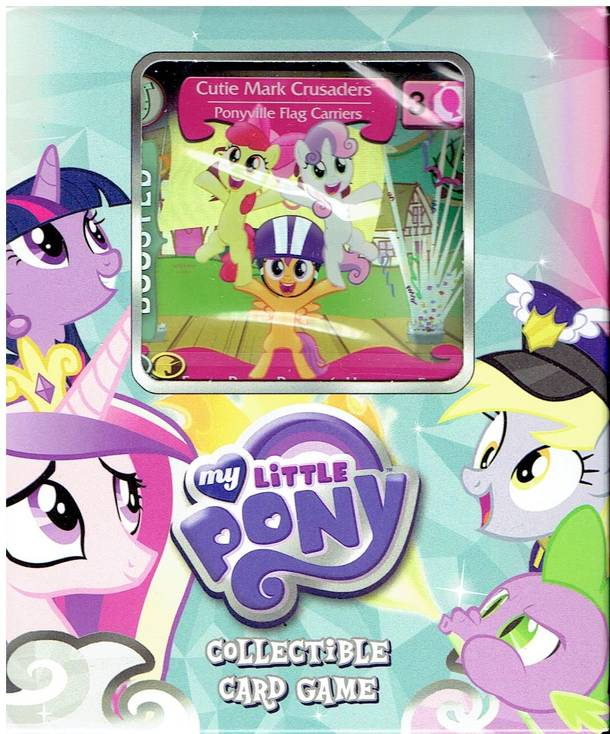 My Little Pony: Collectible Card Game – The Crystal Games