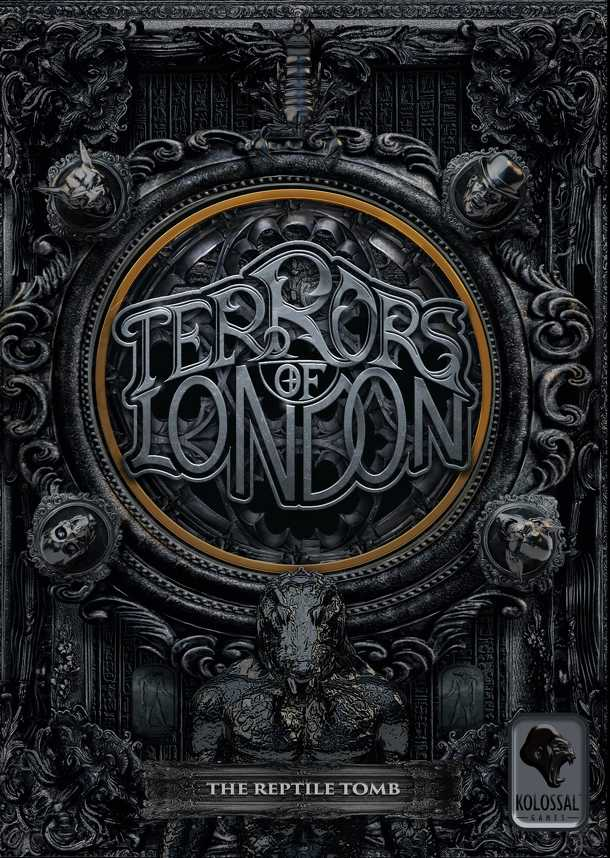 Terrors of London: Victorian Noble Additional Content