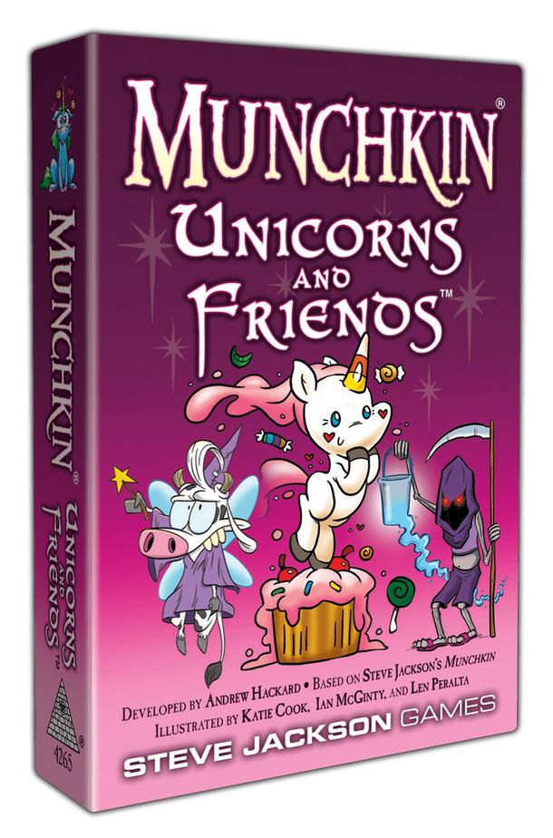 Munchkin: Unicorns and Friends