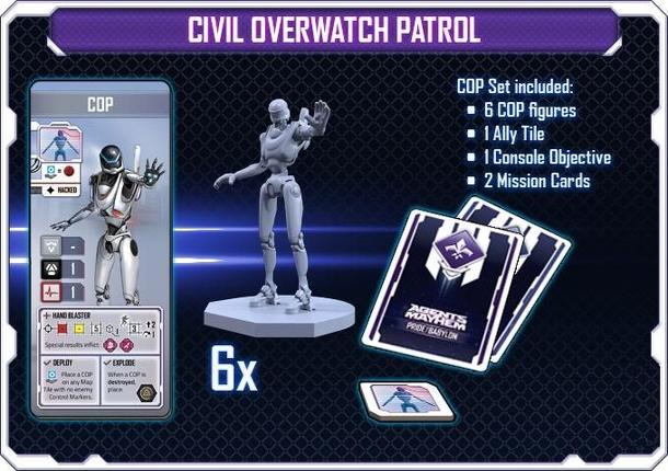Agents of Mayhem: Civil Overwatch Patrol