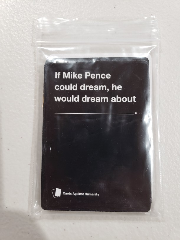 Cards Against Humanity: Gen Con 2018 Pack
