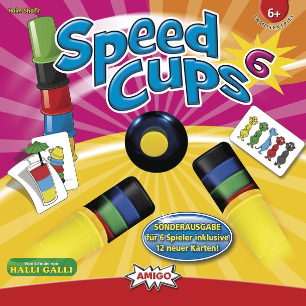 Speed Cups⁶