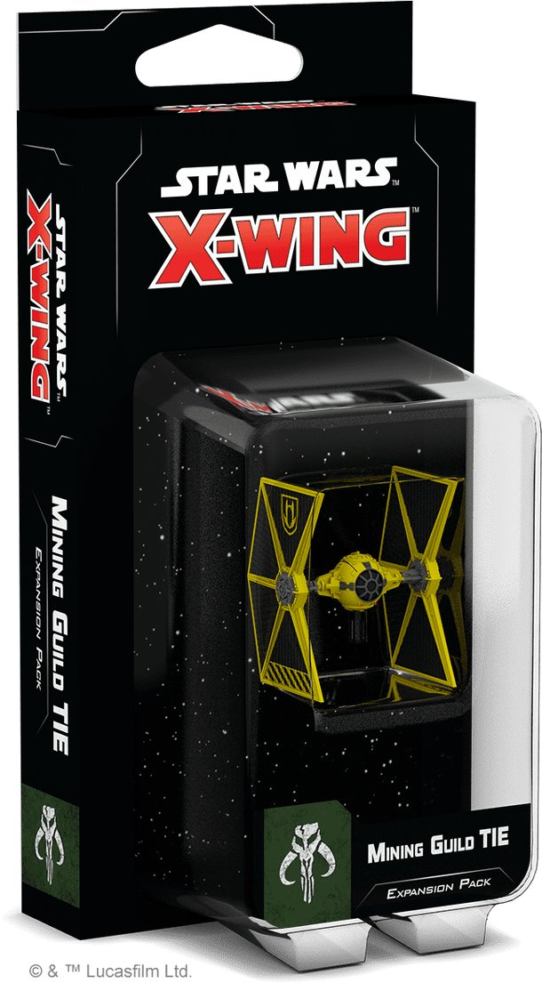 Star Wars: X-Wing (Second Edition) – Mining Guild Tie