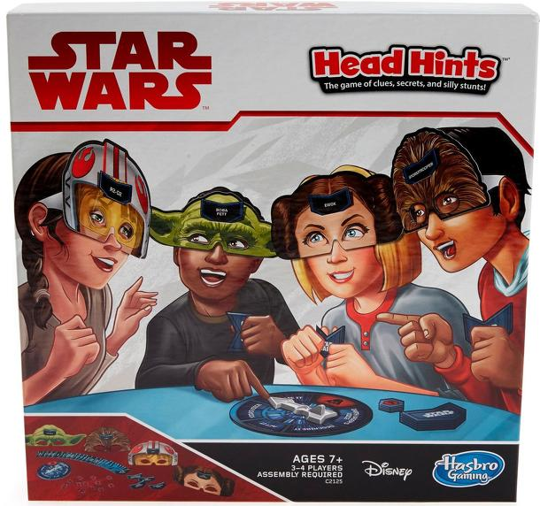 Head Hints: Star Wars