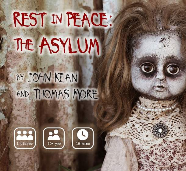 Rest In Peace: The Asylum