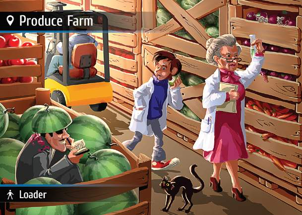 Spyfall: Produce Farm promo cards