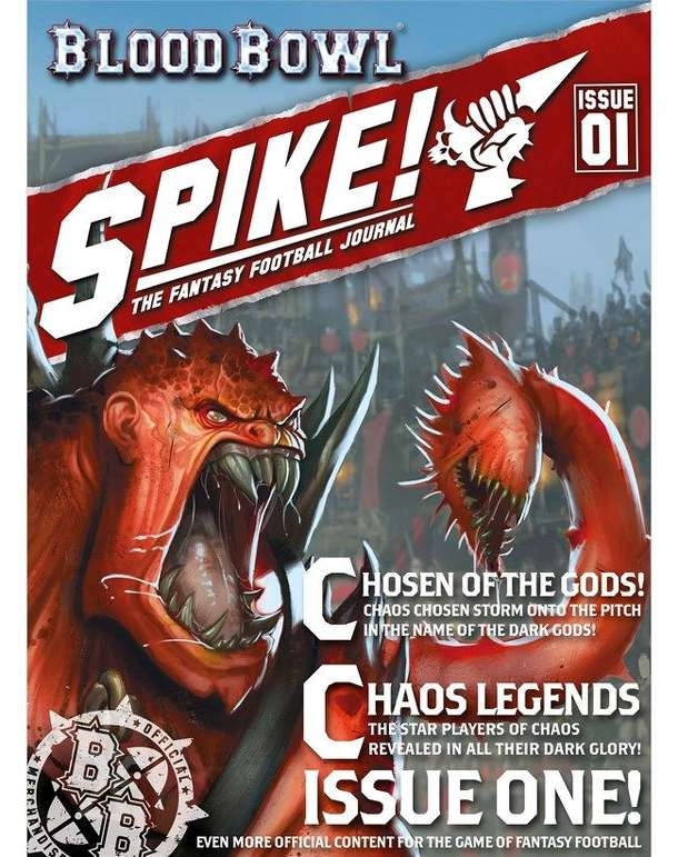 Spike! Journal #1