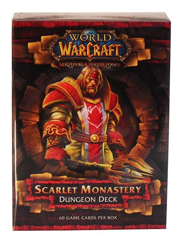 World of Warcraft Trading Card Game: Scarlet Monastery Dungeon Deck