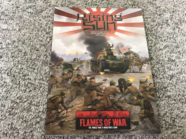 Flames of War: Rising Sun – Russia's Wars with Japan and Finland 1939-1940