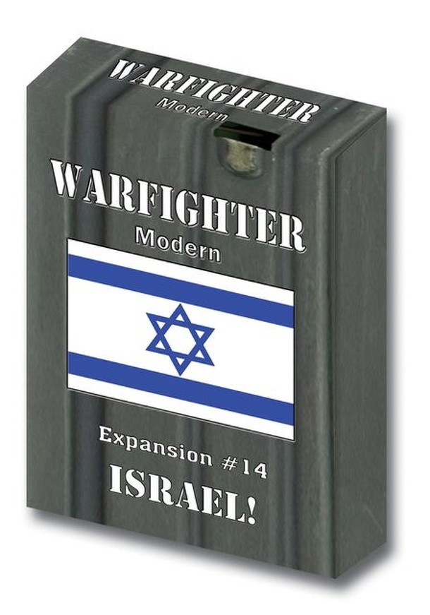 Warfighter: Expansion #14 – Israel #1
